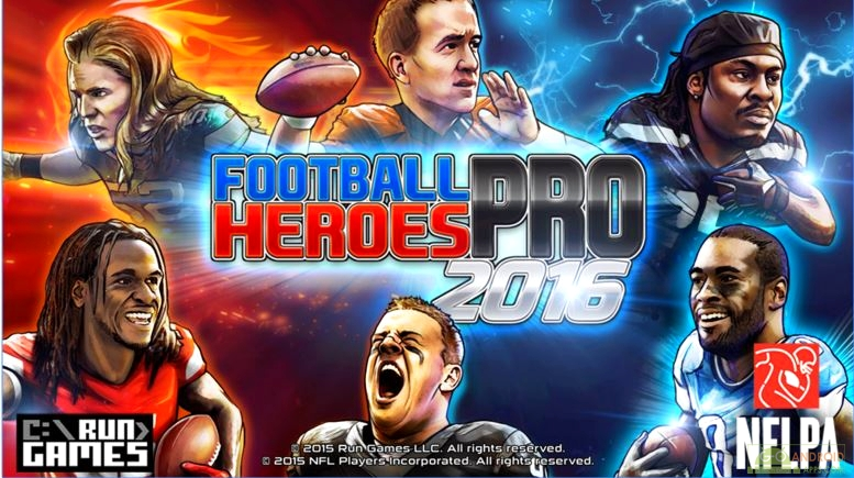 Football Heroes PRO 2016 Game, NFL Games for Android