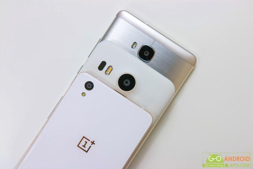 Huawei Honor 5X vs Nexus 5X vs OnePlus X Camera