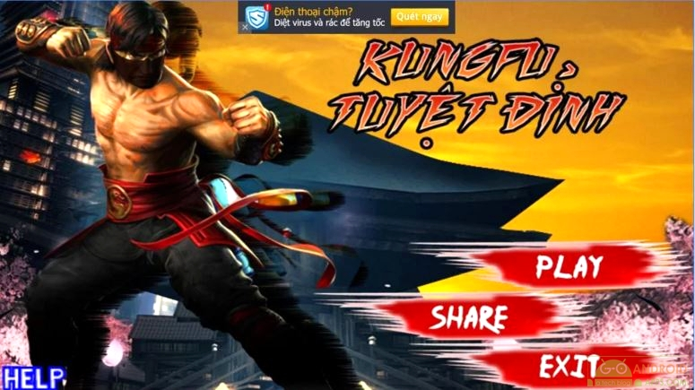 Kung Fu Vovinam Android Game