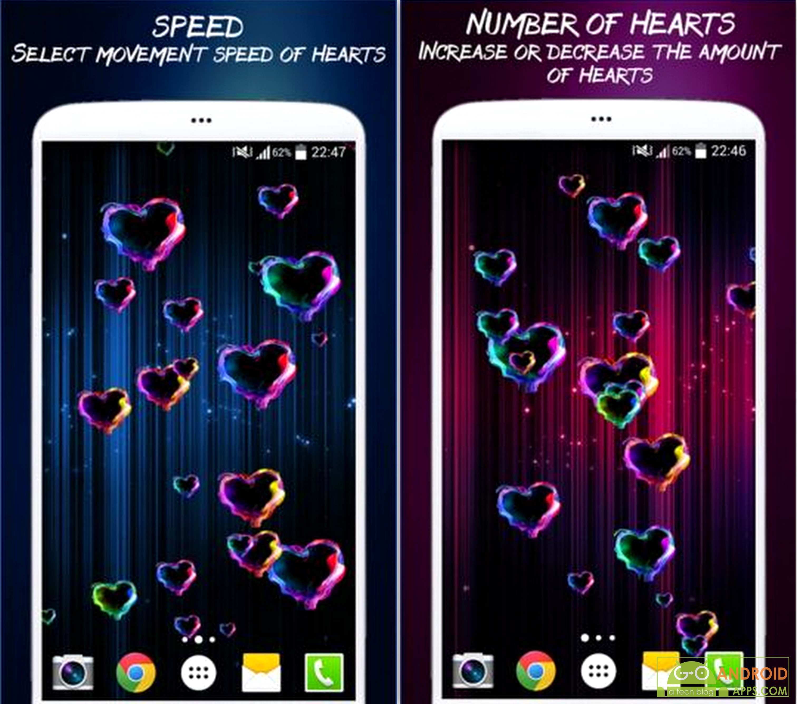 Top 5 Best Valentines Day Live Wallpaper Apps