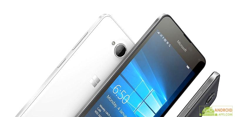 Microsoft Lumia 650 Mobile