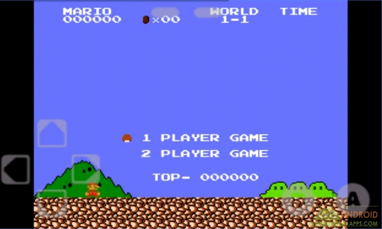 NES Emulator - 64In1 Android Game, Java Games for Android