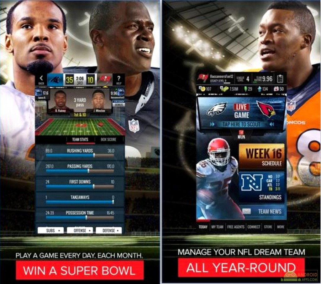 NFL Showdown Football Manager