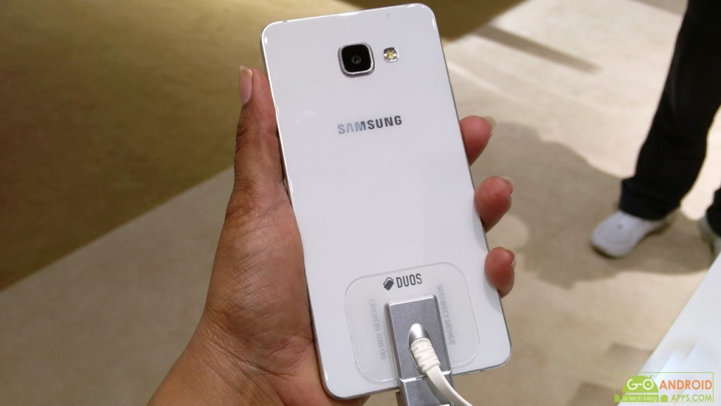 Samsung Galaxy A7 Mobile