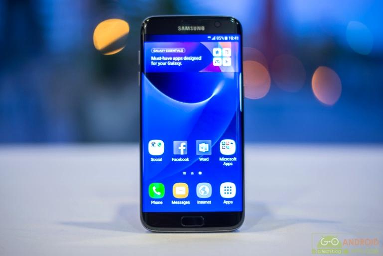 Samsung Galaxy S7 Device