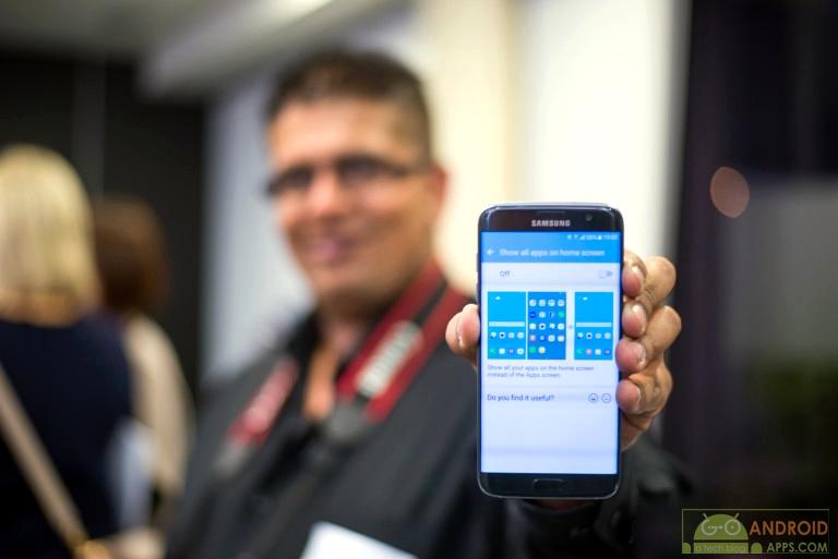 Samsung Galaxy S7 Smartphone, Samsung Galaxy S7 Edge Review