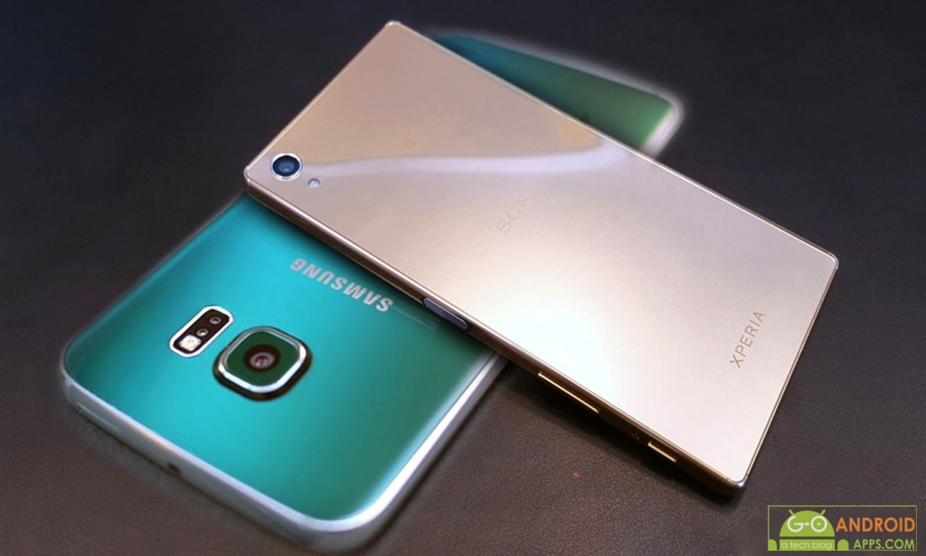 Samsung Galaxy S7 vs Sony Xperia Z6