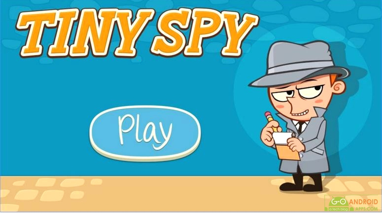 Tiny Spy Android Game