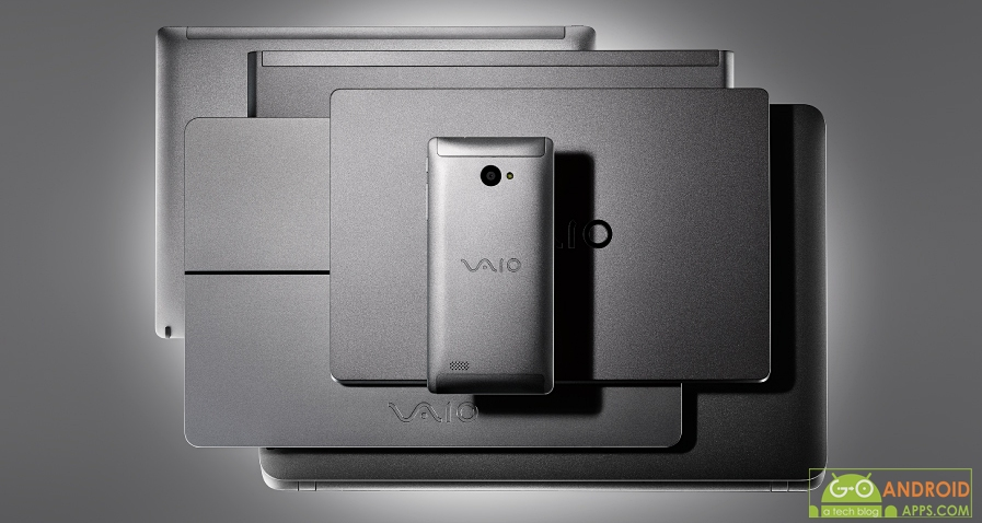 Vaio Phone Biz Mobile
