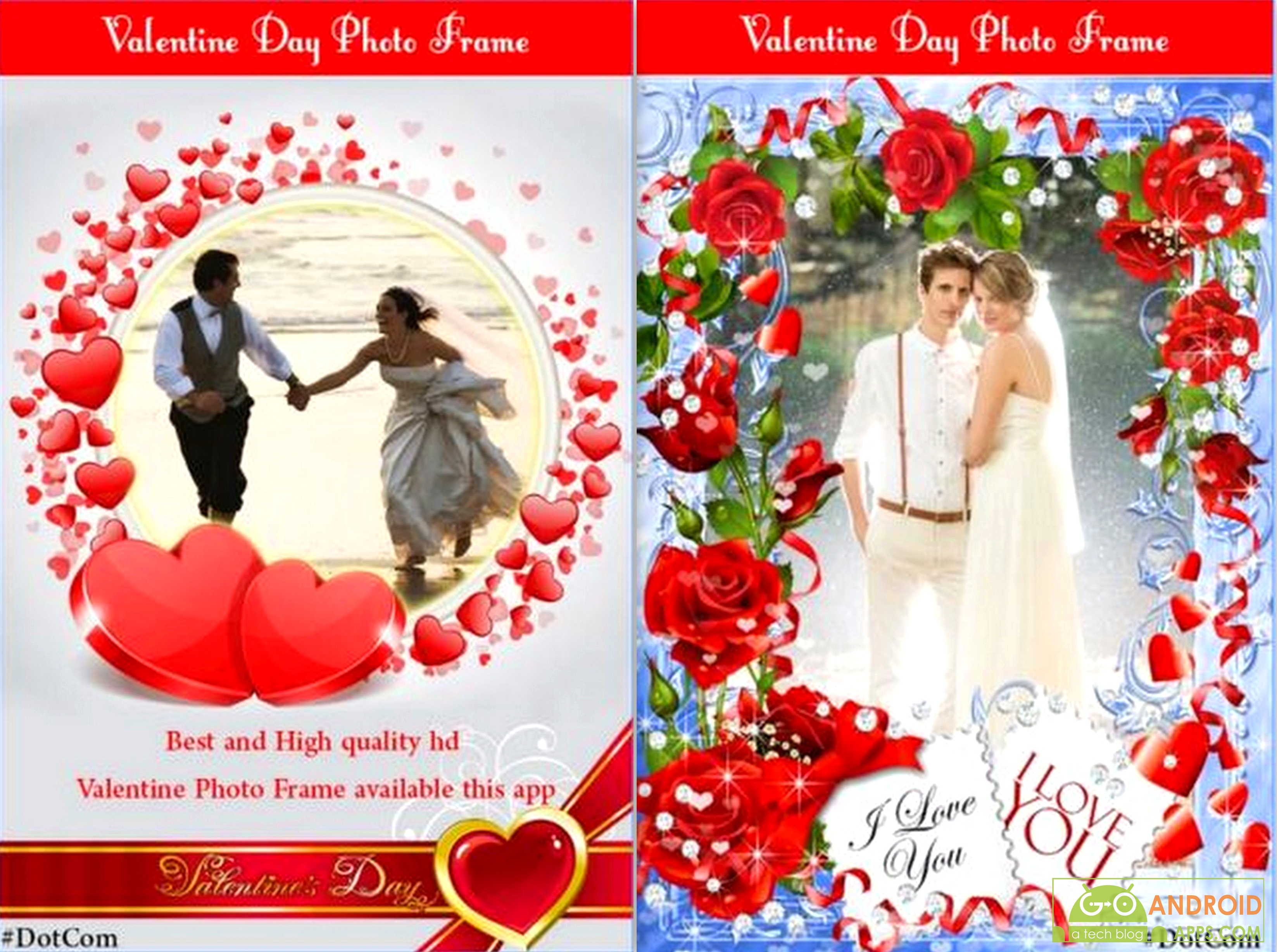 5 Best Valentines Day Photo Frames Apps - AppInformers.com