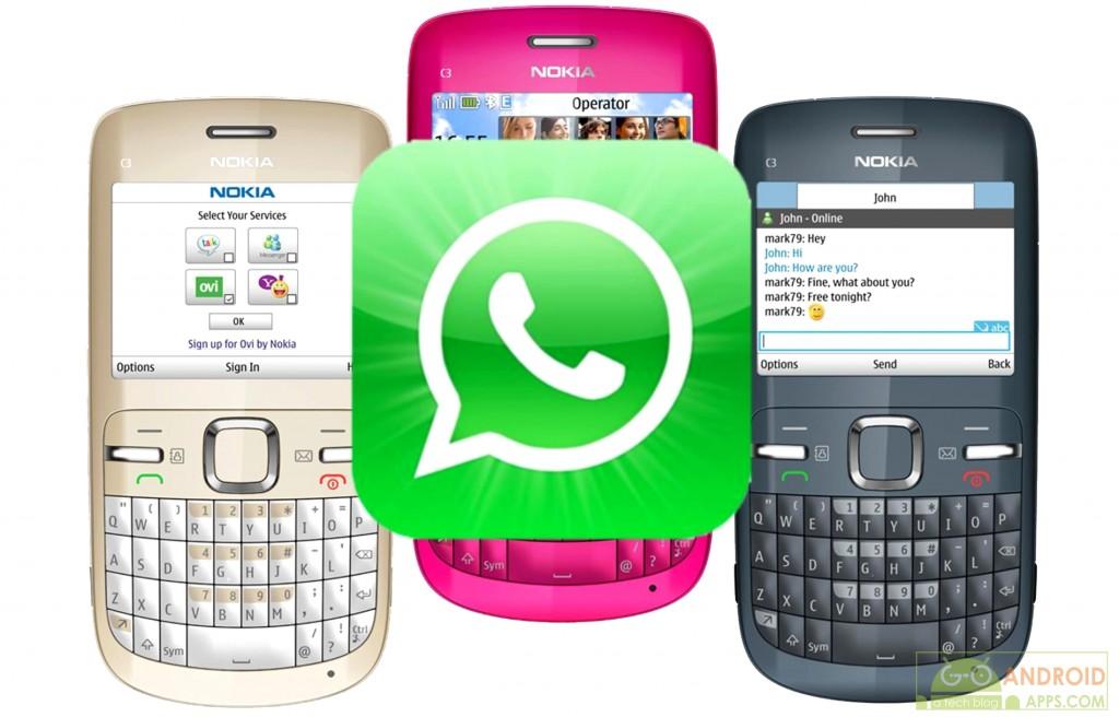 WhatsApp on Nokia Devices