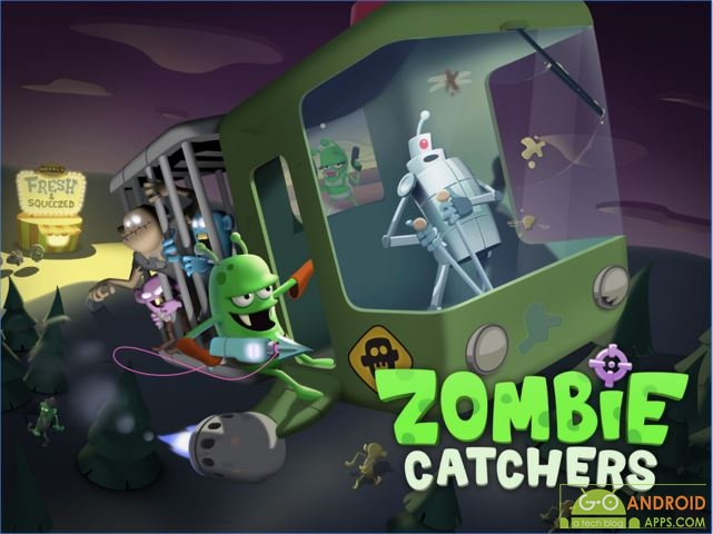 Zombie Catchers Game