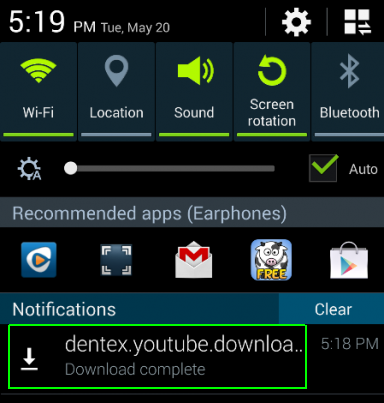 downloader app android