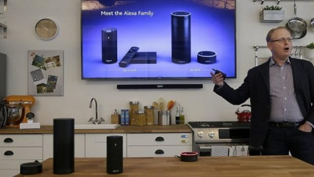 Amazon introduces Alexa voice assistant powered Tap, Echo Dot