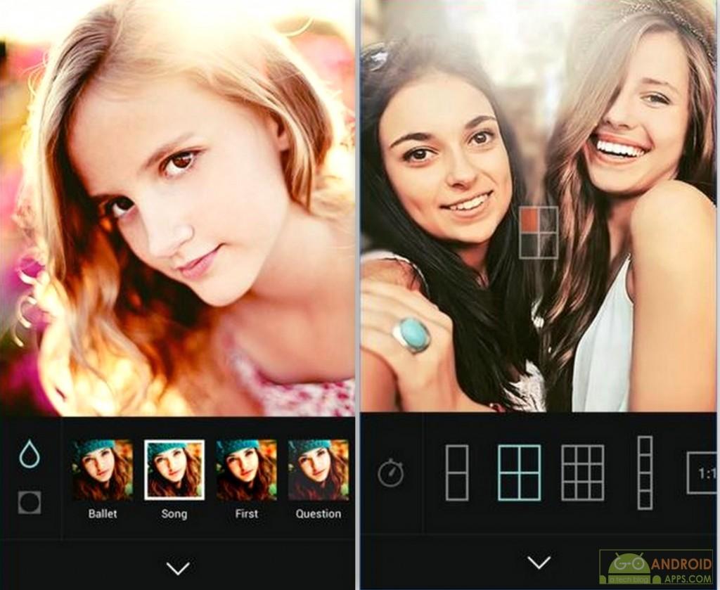B612 - Selfie from the heart app