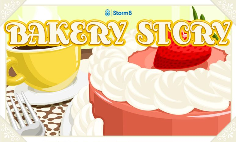 Bakery Story Game on Android