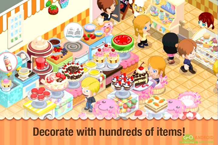 Bakery Story Game