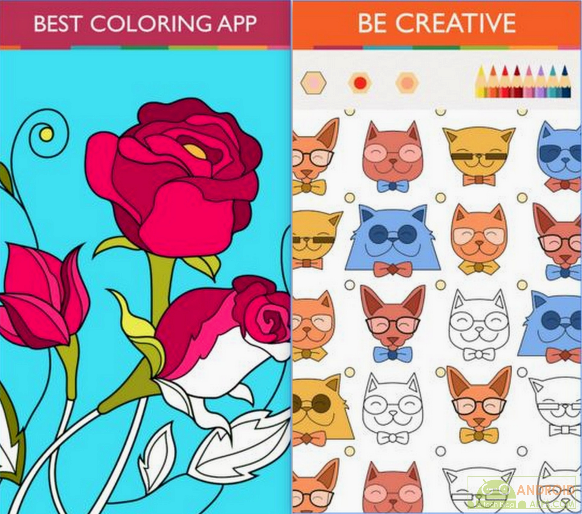 Colorfy plus coloring book - Colorfy Coloring Book Free App
