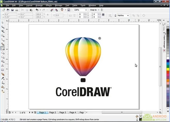 Corel Draw X6 Tutorials videos App