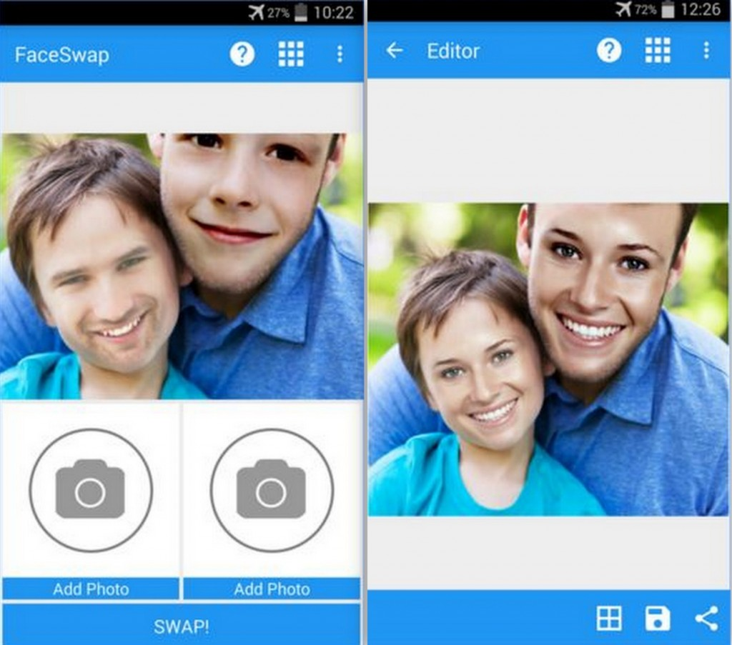 FaceSwap - Photo Face Swap App