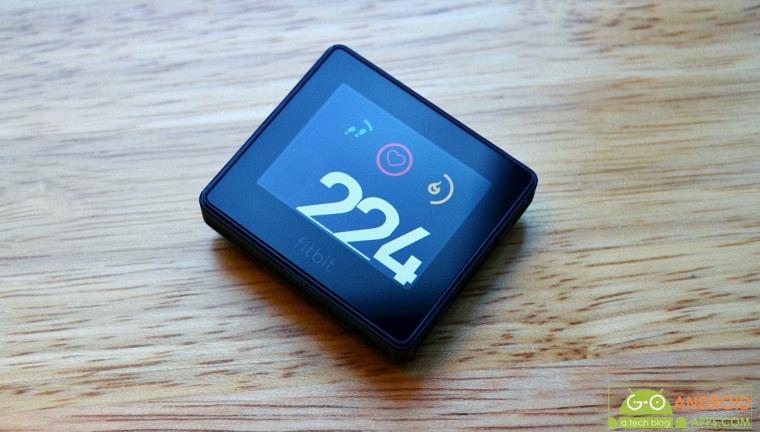 Fitbit Blaze Screen