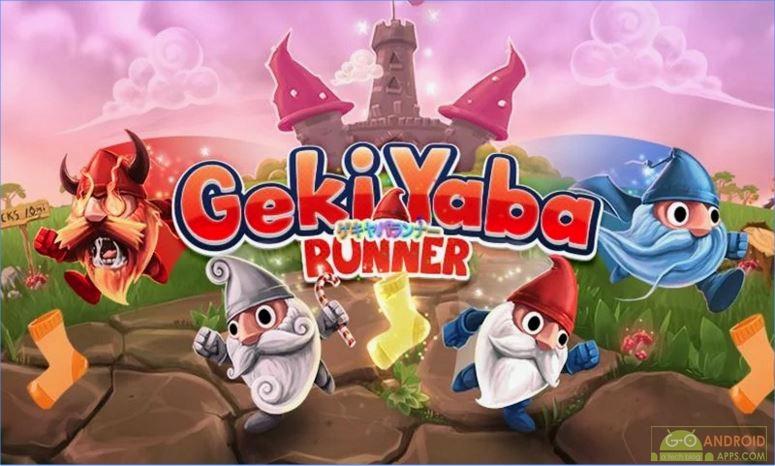 Geki Yaba Runner Game, Android Games Weekly