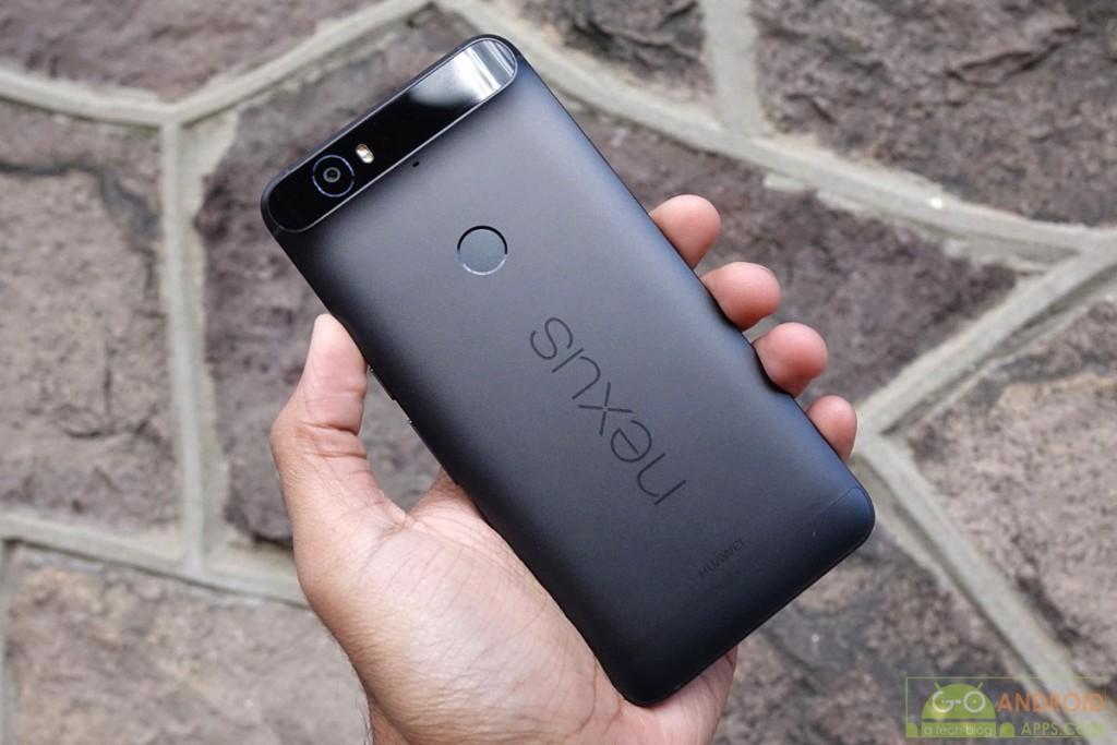 Google Nexus 6p Black, Google Nexus smartphone