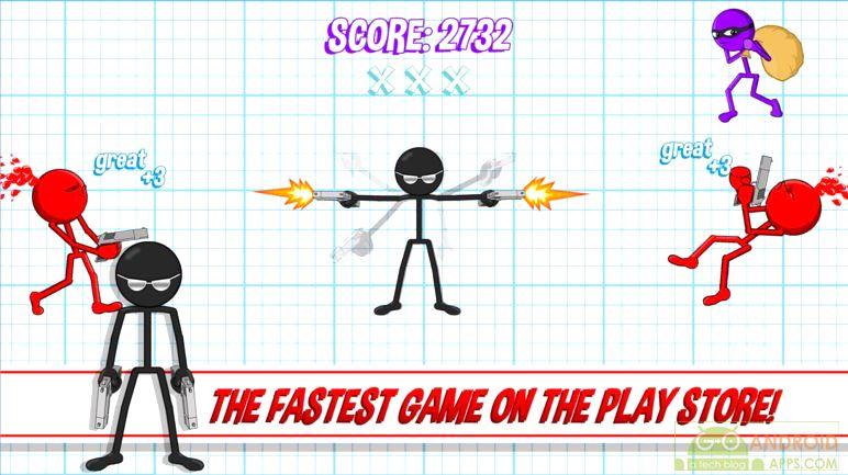 Gun Fu Stickman 2 Game, trending games of March