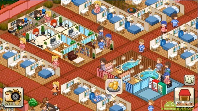 Hotel Story Resort Simulation