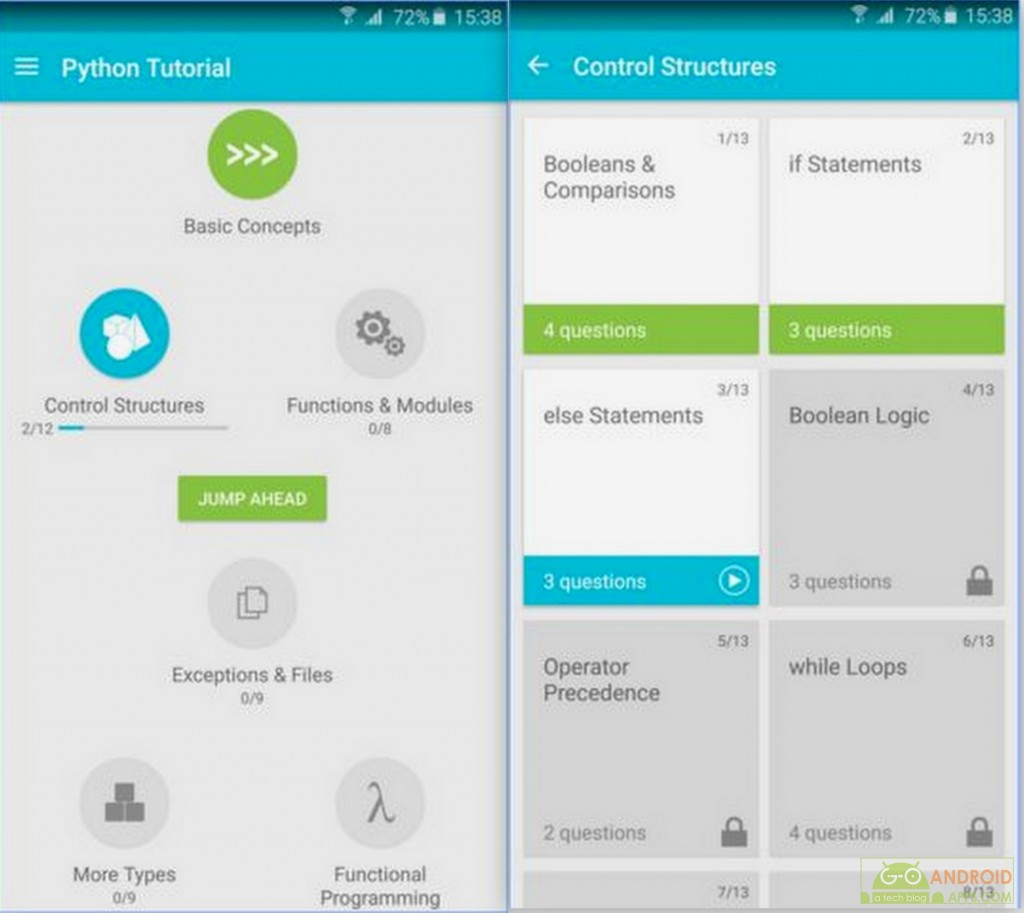 Learn Python App