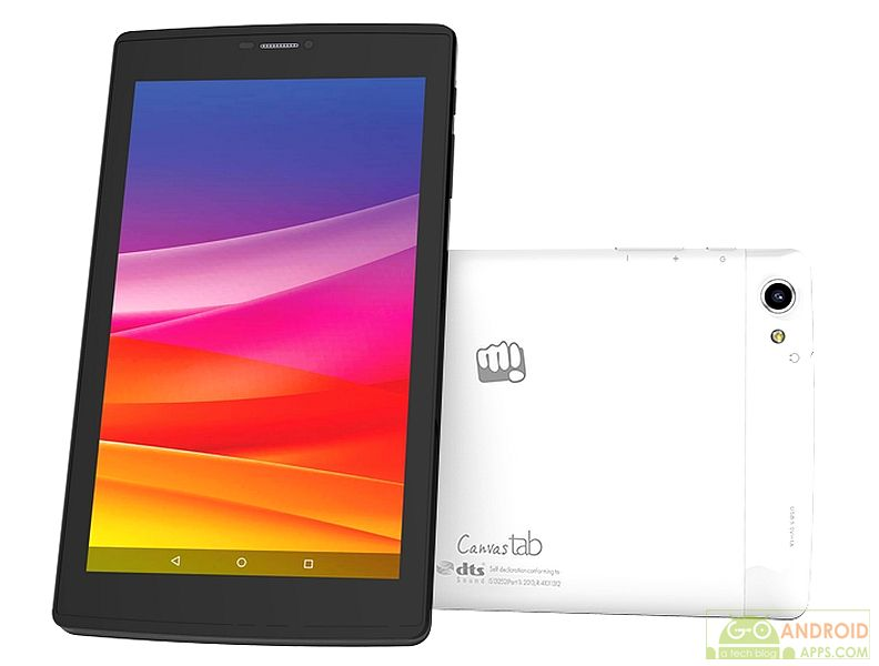 Micromax Canvas Tab P702 Tablet