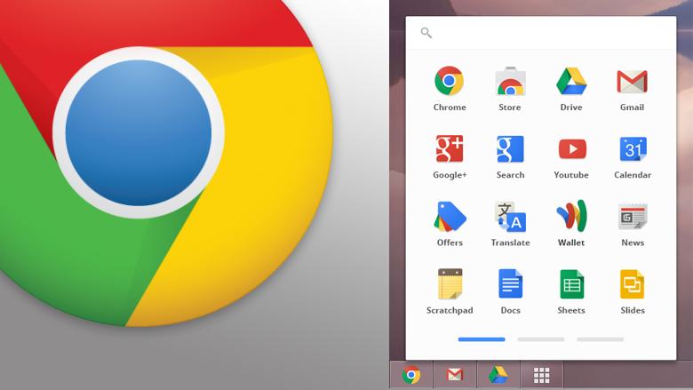 No more Chrome app launcher by Google