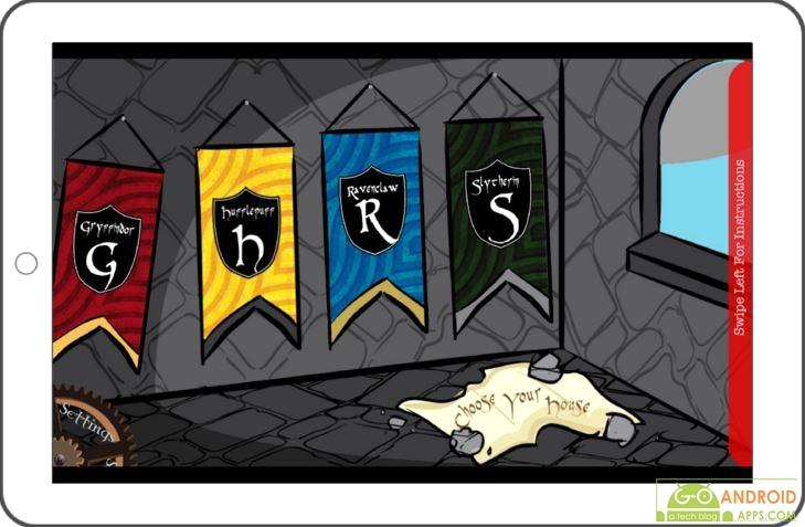 NovelEnd - Harry Potter Game