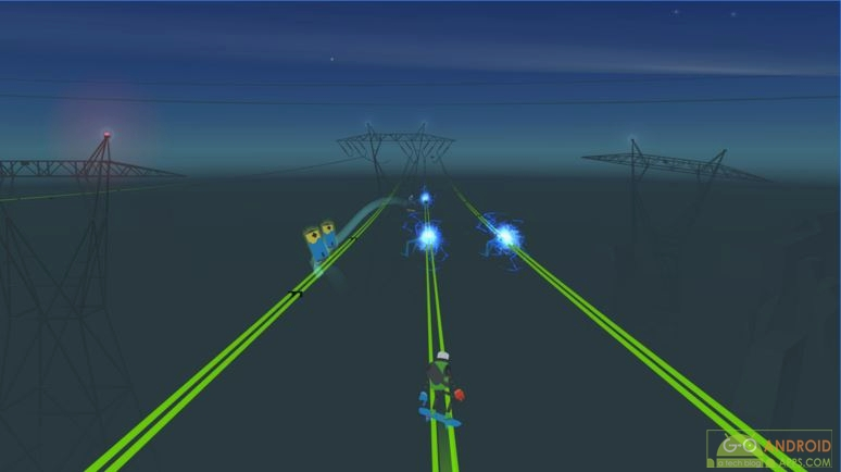 Power Hover Game