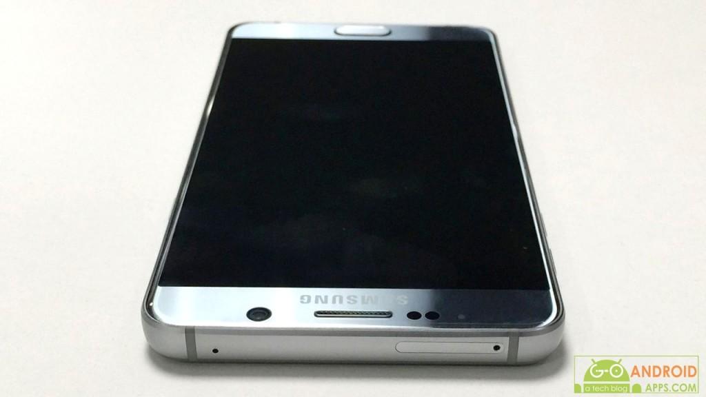 Samsung Galaxy Note 5 Dual Sim Slot