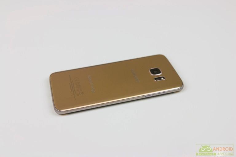 Samsung Galaxy S7 Design