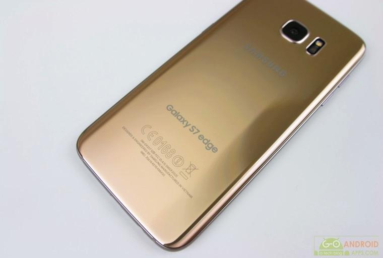 Samsung Galaxy S7 Edge Design