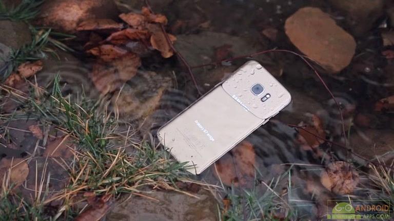 Samsung Galaxy S7 Protection