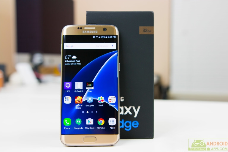 Samsung Galaxy S7 Review in First Impression