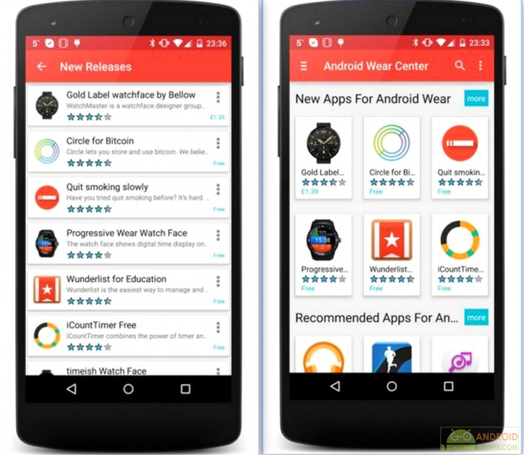 Best Android Wear Apps for Moto 360 Smartwatch