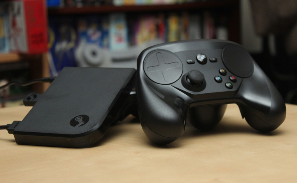 Valve Make Own Steam Controller now onwards
