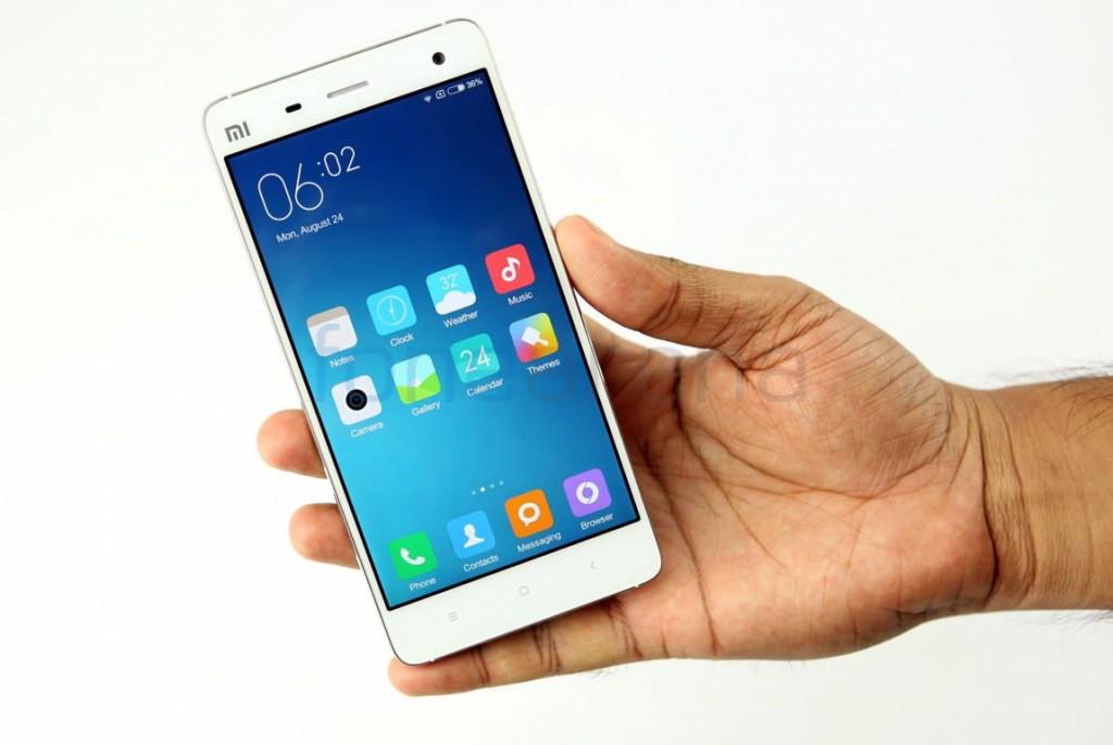 Xiaomi Mi 4 MIUI, MIUI Smartphones