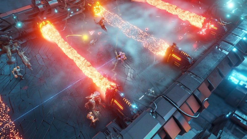 Alienation PS4 Game