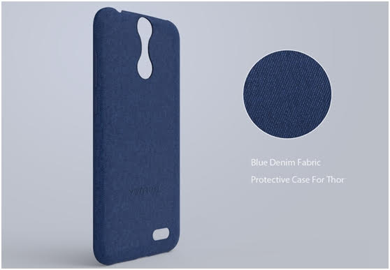Blue Protective case for Thor