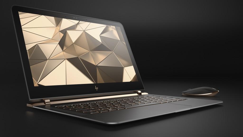HP Spectra 13 slimmest laptop