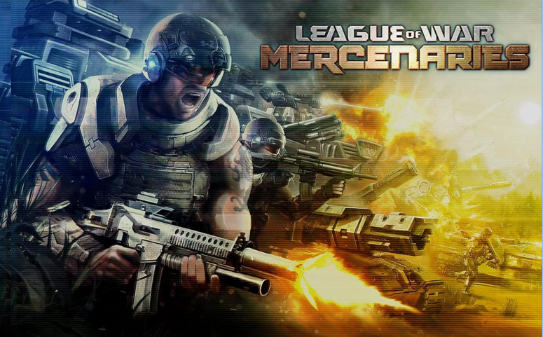 League of War Mercenaries