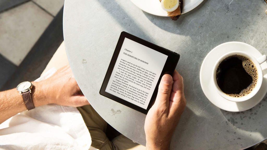 Slimmer Kindle Oasis