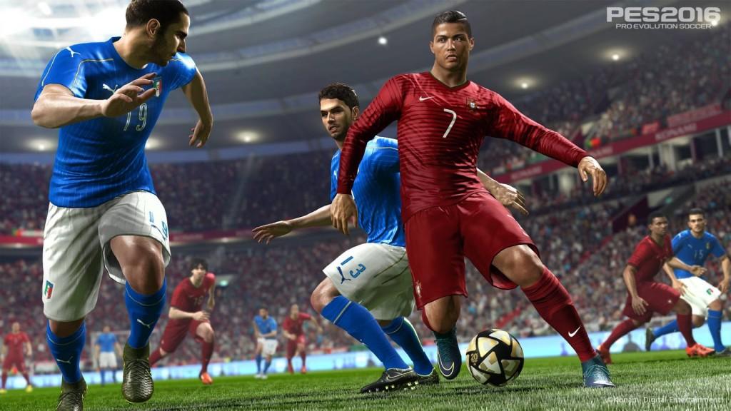 UEFA Euro EA Sports PES 2016 Game