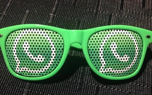 Whatsapp Glasses