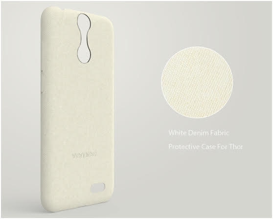 White Protective case for Thor